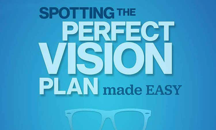 Spotting the Perfect Vision Plan Made Easy